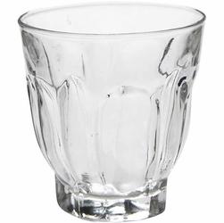 Elegancka szklanka ozdobna 7x6,6 cm