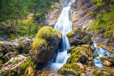Fototapeta wodospad 667a