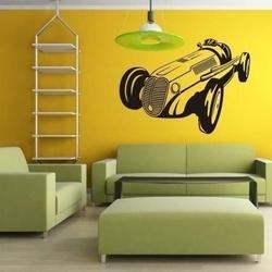 Szablon malarski auto sportowe 0817