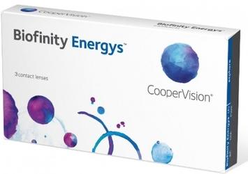 Biofinity energys, 3 szt.
