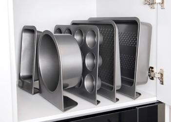 Forma stalowa do 12 muffinek masterclass smart stack kitchen craft mcvsb02