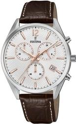 Festina timeless chronograph f6860-5