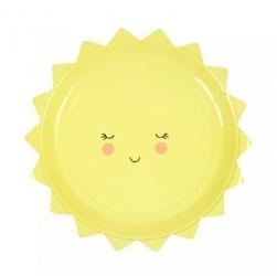 Meri meri – talerzyki słoneczko