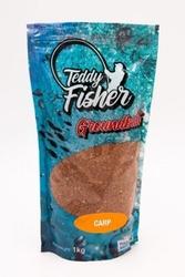 Zanęta teddy fisher carp 1kg