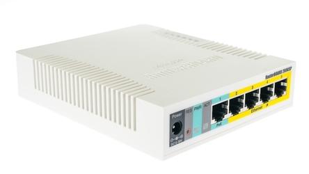 Mikrotik routerboard css106-1g-4p-1s rb260gsp - szybka dostawa lub możliwość odbioru w 39 miastach