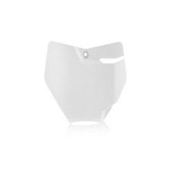 Acerbis ktm plastron sx 65; 2016  biały