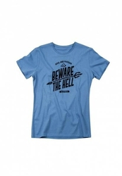 T-shirt acerbis protected beware the hell