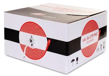 Skrętka getfort kat.5e utp pvc premium 200mhz produkt polski 100 miedź - szybka dostawa lub możliwość odbioru w 39 miastach