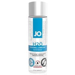 Lubrykant wodny rozgrzewający - system jo h2o lubricant warming 240 ml