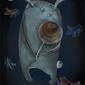 Sen królik - plakat wymiar do wyboru: 70x100 cm