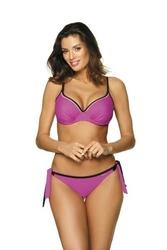 Marko camilla shock purple m-489 2 strój kąpielowy