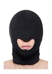 Xr brands master series - kaptur maska na głowę oczy bdsm