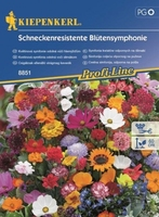Kwiaty odstraszające ślimaki – mix nasion – kiepenkerl