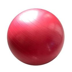 Piłka gimnastyczna anti- burst 65 cm acf-1072 - bauer fitness - 65 cm