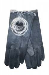 Yo r-146 zamszowe rękawiczki