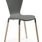 Krzesło eclectic szare