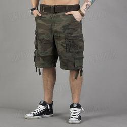 Spodnie surplus - division shorts camo