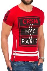 Crsm t-shirt męski - 16017-3