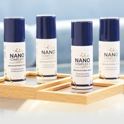 Nano complex 3 skutecznie likwiduje bakterie, pleśń i wirusy