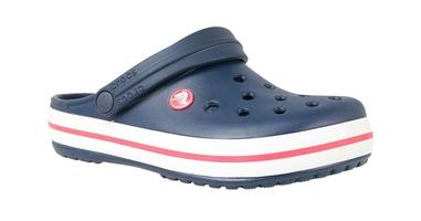 Klapki crocs crockband 11016-410 3637 granatowy