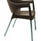 Krzesło pole - jasny brązowy