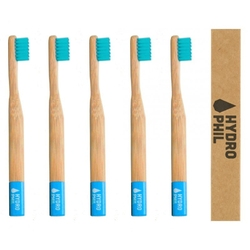 Hydrophil szczoteczka - dla dzieci - niebieska