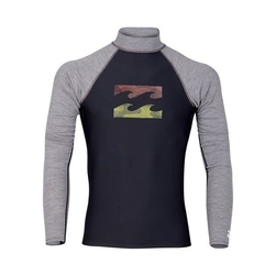 Lycra billabong team wave ls black 2019