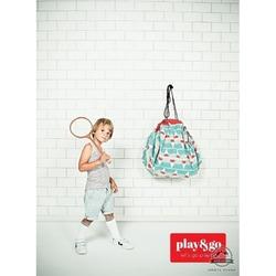 Badminton worek na zabawki