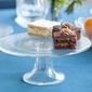 Patera na ciasto i tort  talerz szklany edwanex grecja 28 cm