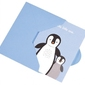 Pingwinek kartka okolicznościowa na życzenia