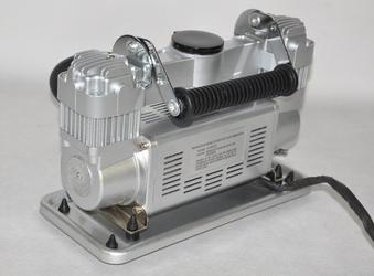 Kompresor sprężarka samochodowy dwutłokowy titanium b