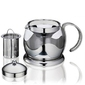 Dzbanek do herbaty z filtrem kuchenprofi 1,25l ku-1045602800