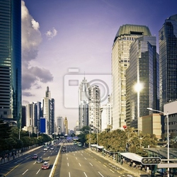 Obraz krajobrazy miejskie