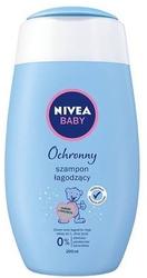 Nivea baby, szampon łagodzący do włosów dla dzieci, 200ml