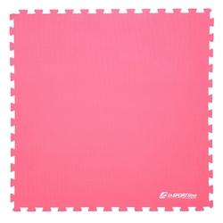Mata puzzle eva40 różowa - insportline - różowy