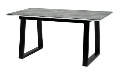 Stół rozkładany taliso 160-220x90 cm szary