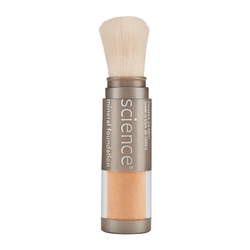 Colorescience minerały w pędzlu spf 20, jasny ciepły loose mineral foundation brush - medium bisque all even - 6 g dostawa gratis