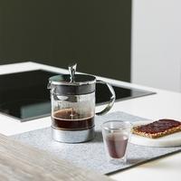Zaparzacz do kawy i herbaty duży 0,6 litra french press luxe leopold vienna lv01536