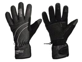 Rękawiczki rogelli valdez czarne