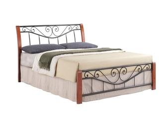 Łóżko parma 160x200 czereśnia antyczna