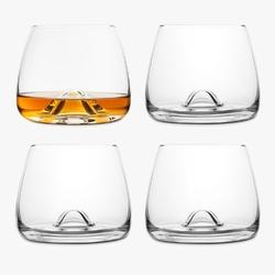 Fine Crystal – Szklanki do Whiskey – 4 szt