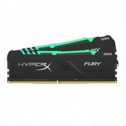 Hyperx pamięć ddr4 fury rgb 16gb3200 28gb cl16