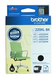 BROTHER Tusz Czarny LC229XLBKLC-229XLBK, 2400 str.