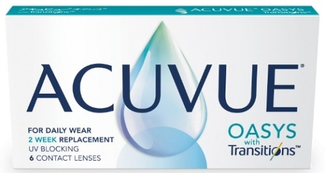Acuvue® oasys with transitions™, 6 szt.