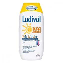 Ladival kinder żel przeciwsłoneczny dla dzieci lfs 30