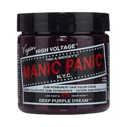 Farba manic panic- high voltage deep purple dream