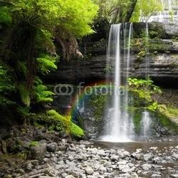 Naklejka samoprzylepna wodospad