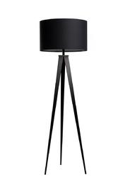 Zuiver lampa podłogowa tripod czarna 5000801