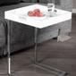 Interior space :: stolik vassoio z tacą - biały