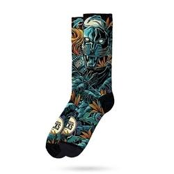 Skarpetki american socks mid high savage panther